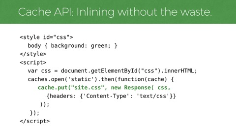 code example from Inlining or Caching? Both Please!