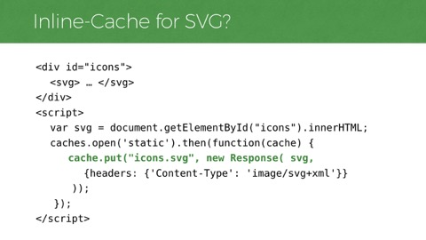 code from CSSTricks article that explores inline cache with SVG