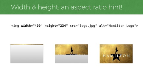 new in firefox: set width and height on an image element to pre-set its dimensions